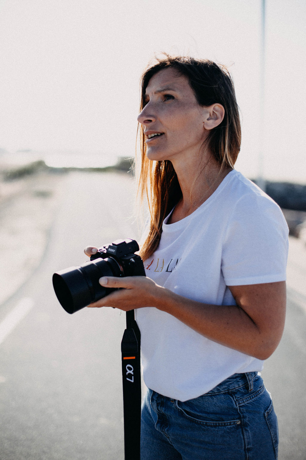 portrait julie lebailly photographe et videaste en Normandie