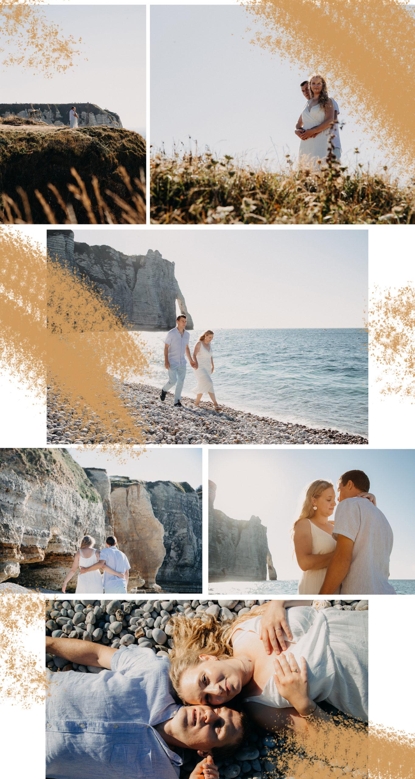 reportage photo mariage julie lebailly photographe et videaste en Normandie
